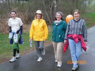 Habitat Spring Walk 2008