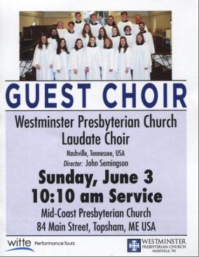 Laudate Choir