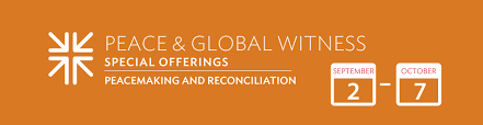 peace and global witness 2018